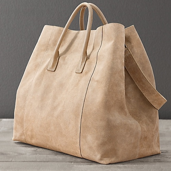 Restoration Hardware Handbags - 🌴NOT IN STORES ANYMORE! RH Italian Leather Tote🌴